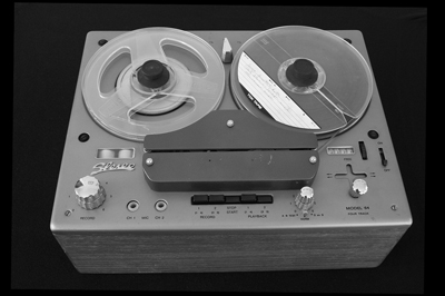 TEAC Reel to Reel Tape Recorder & Player